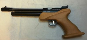AirForce One Pistol, Target Trophy