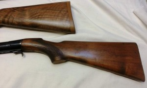 Greener Vintage Walnut Stock